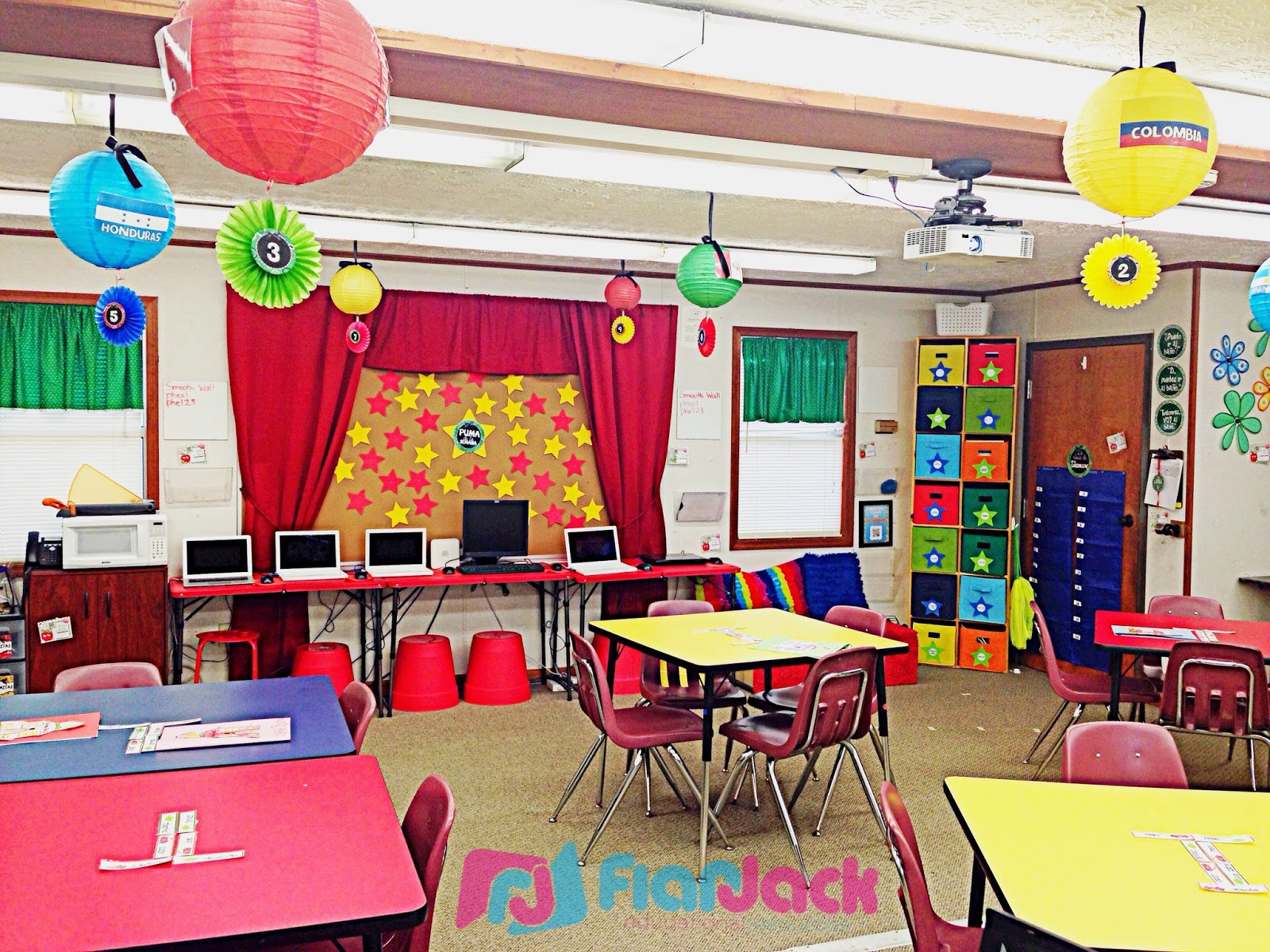 Classroom Decor Resources ~ Flapjack educational resources classroom reveal using my