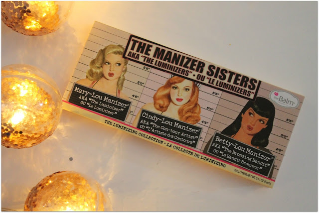 The Manizer Sisters AKA The Luminizers Palette