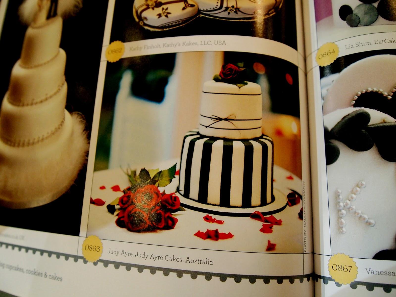 Wedding Cake Cartoon Toppers