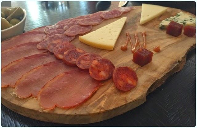 Iberica, Manchester - Platter