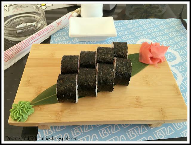 где поесть суши в Одессе