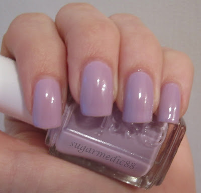 Essie Nice is Nice French Affair Swatch