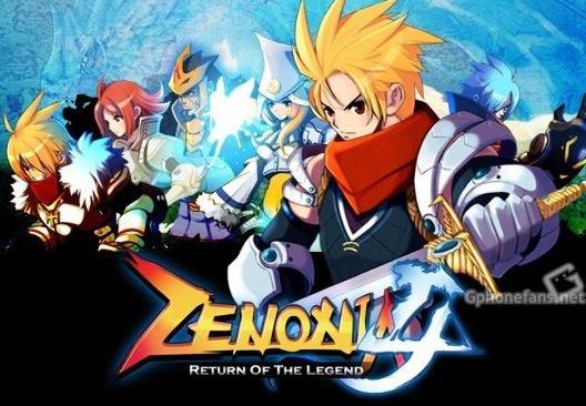 Zenonia 4 Psp Iso Download
