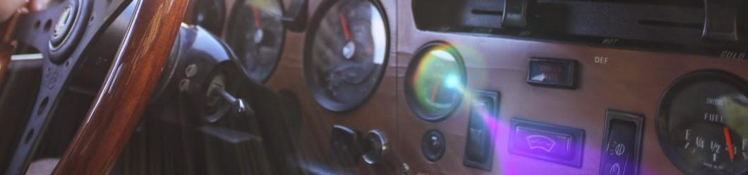 Triumph GT6 MKIII Dash
