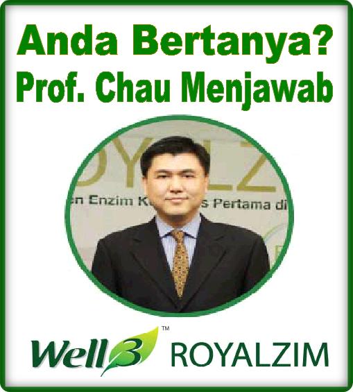 Prof. CHAU CHI FAI Dari Taiwan
