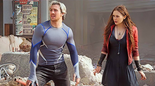Scarlet Witch and Quicksilver Are The Focus In A New 'Avengers: Age Of Ultron' Featurette
