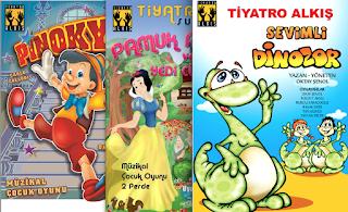 çocuk tiyatro oyunları