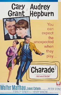 Ver online:Charada (Charade) 1963