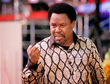 PROPHET T.B JOSHUA: BEST CHRISTMAS GIFT – TAKE YOU BACK TO GOD