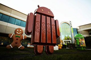 Android Released Kitkat 4.4