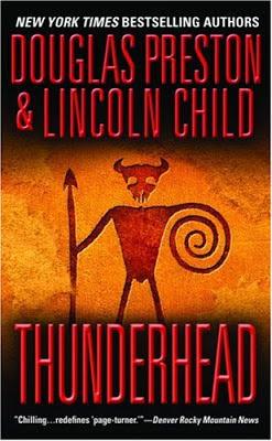cover of Thunderhead by Douglas Preston and Lincoln Child