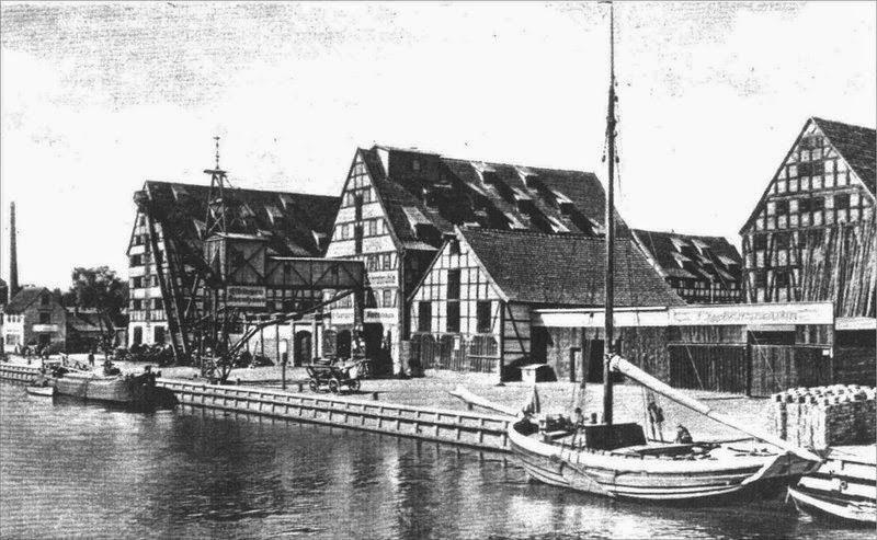 O Starym Mieście Elblągu słów kilka O roślinach   -> Kuchnia Elektryczna Hanseatic
