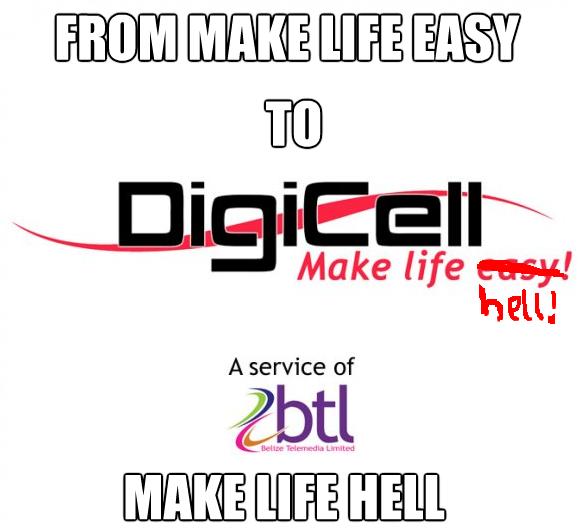 Digicell Belize