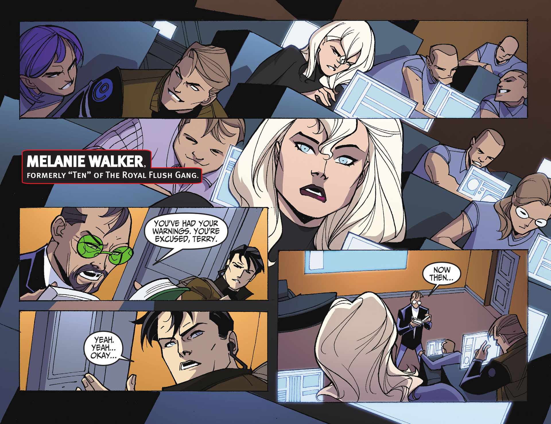 Batman Beyond 2.0 Issue #10 #10 - English 6