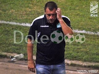 Oriente Petrolero - Roberto Pompei - Copa Sudamericana - DaleOoo.com sitio del Club Oriente Petrolero