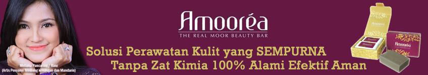 Sabun Amoorea - Sabun Kecantikan Alami