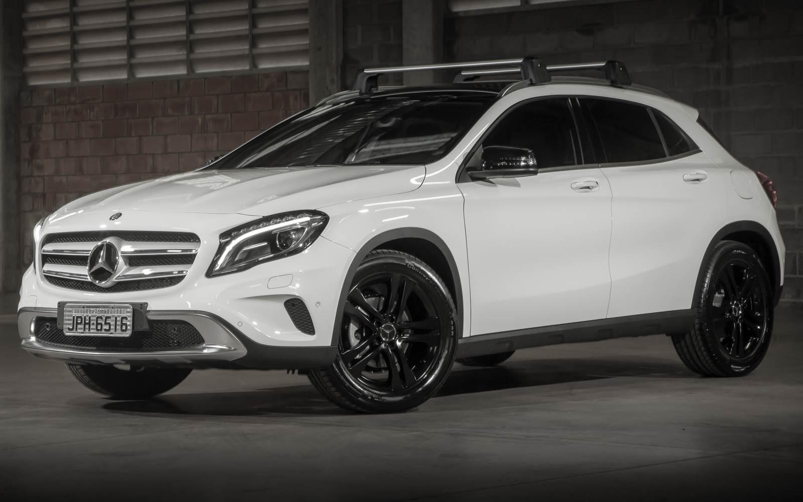 Mercedes benz gla pre os performance e vers es car blog br for Mercedes benz gla 200