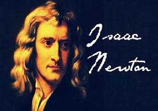 Isaac Newton astrónomo