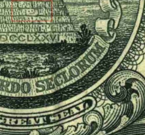 1 dollar bill secrets. one dollar bill secrets.