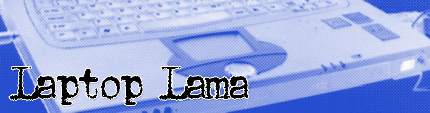 Laptop Lama