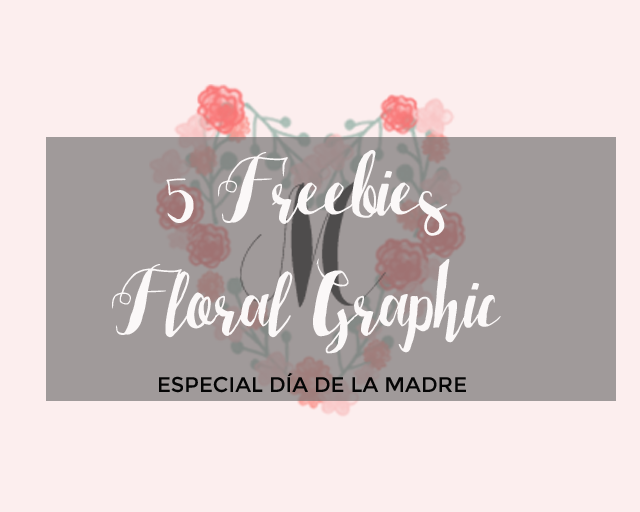 portada post descara gratis freebies día de la madre