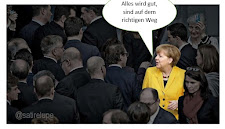 Merkel und der Griechenland-Optimismus