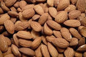 almonds for memory