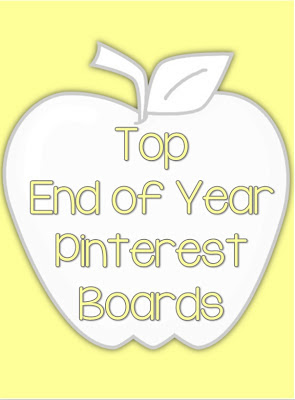 Image of Top End of Year Pinterest boards Clever Classroom