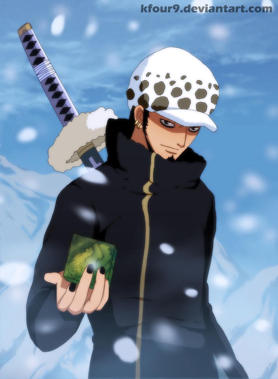 One Piece Chapter 668: Liên minh Hải tặc 019