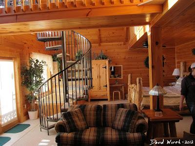 Gatlinburg Cabin Rental, interior, view