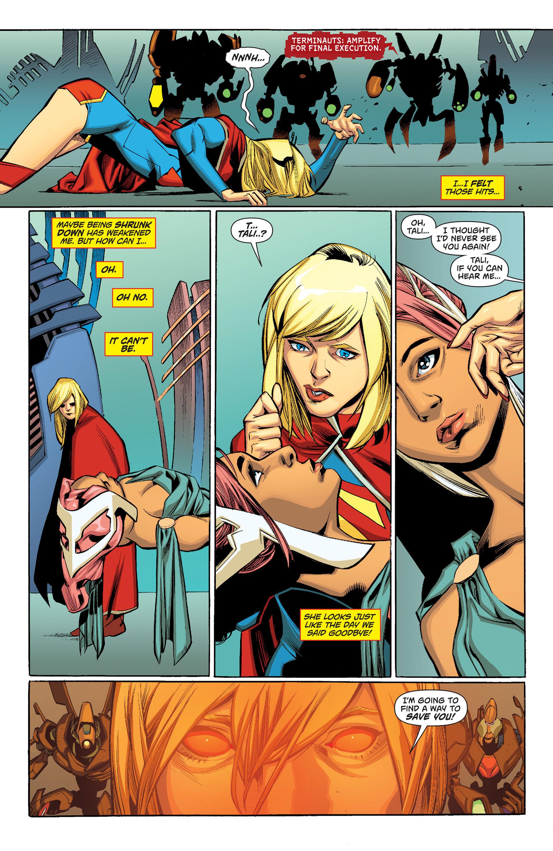 Supergirl (2011) Issue #15 #17 - English 16