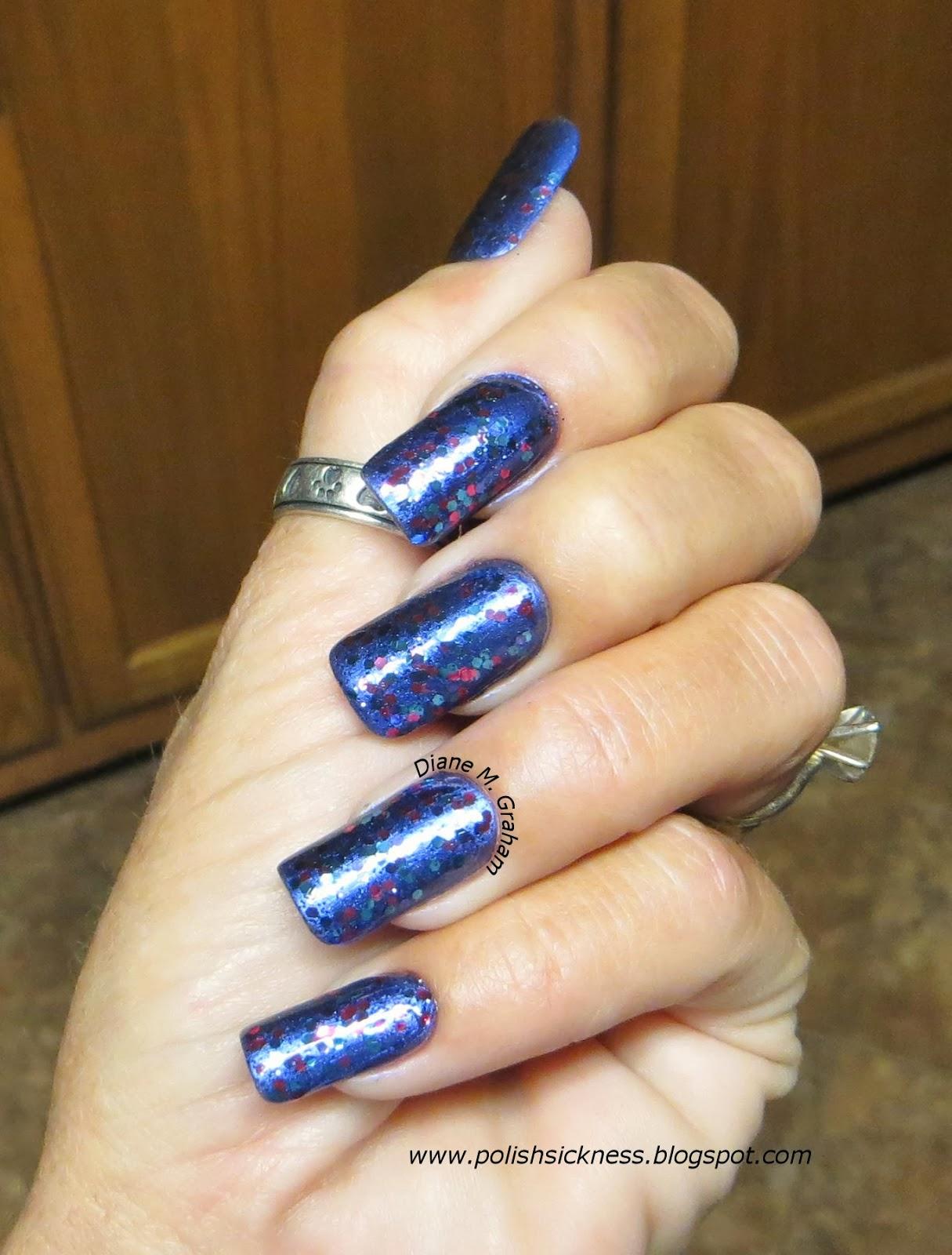Custom Nail Solutions: 2013