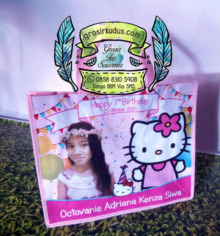 Tas Ulang Tahun Murah Hello Kitty Jakarta