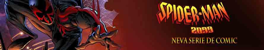 Spider-Man 2099 tendrá nueva serie de cómic