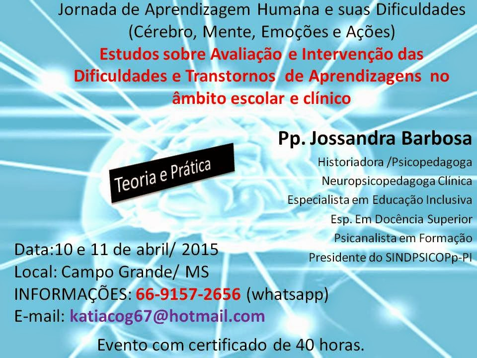 Evento no Mato Grosso do Sul