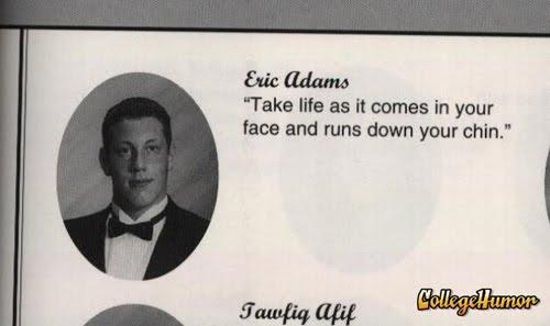 Senior Life Quotes Alluring 60 Hilarious Yearbook Senior Quotes For Unique Senior Life Quotes