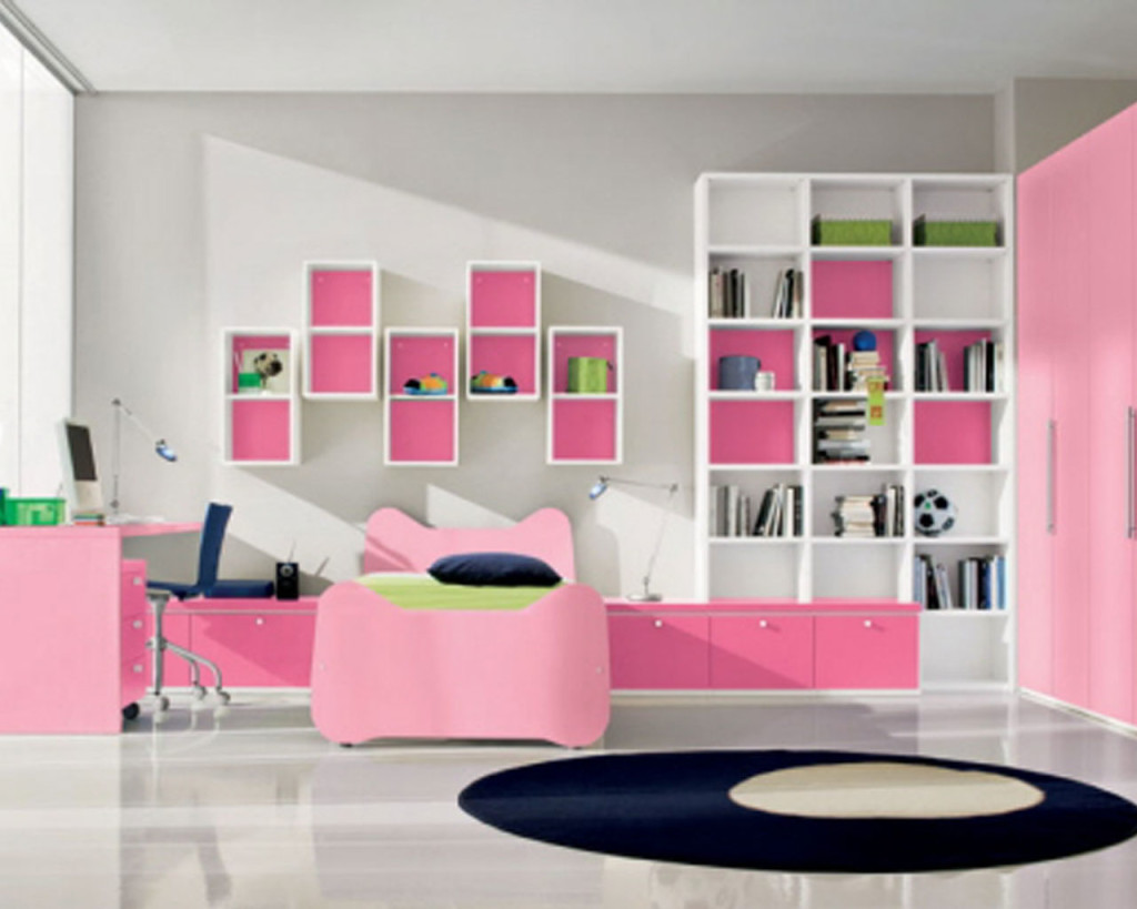 white and pink room-spirations - sweet confessions - beauty and