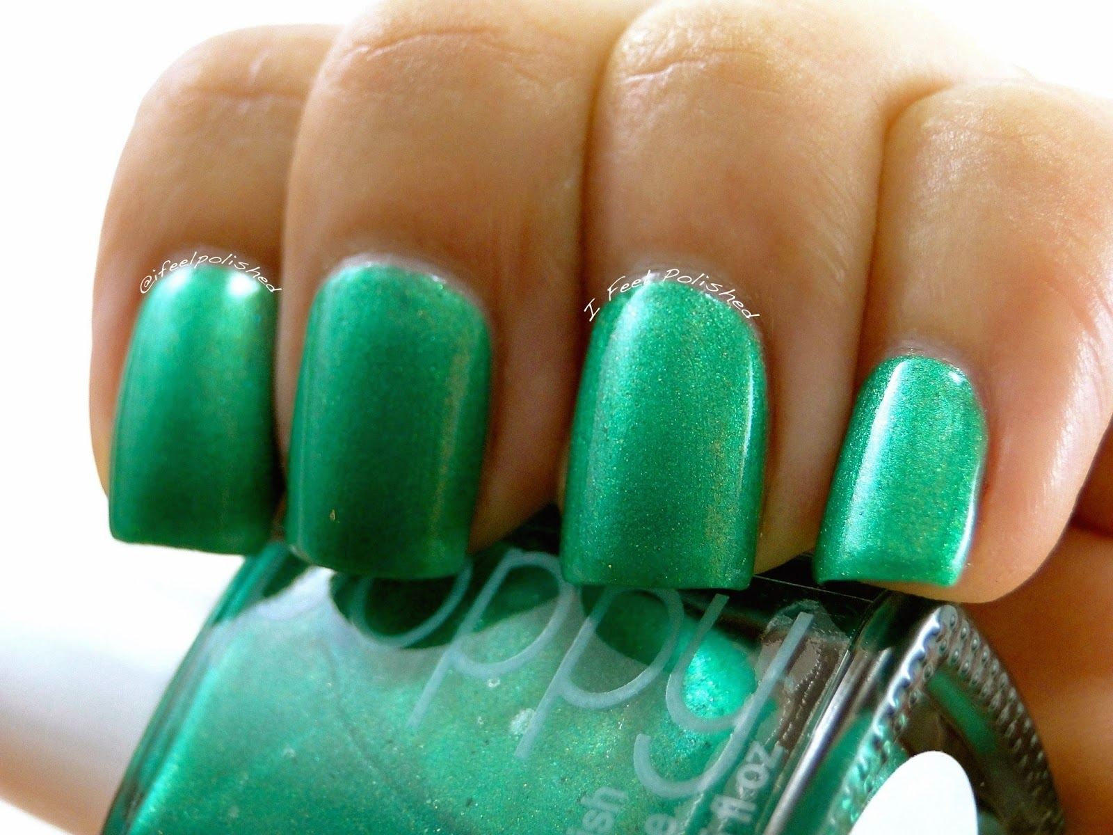 Poppy Emerald City