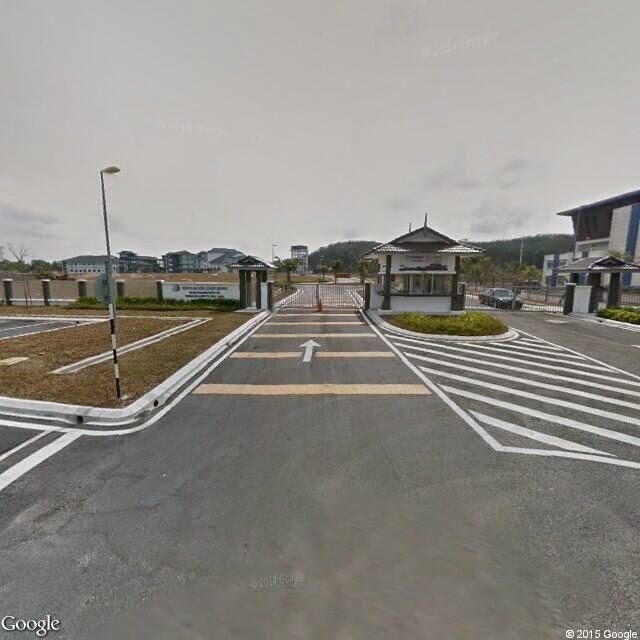 Street View Lokasi Sekolah