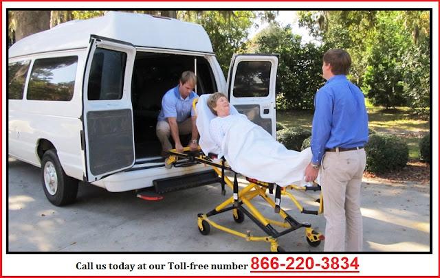 Medical Transportation Provider Network Scottsdale