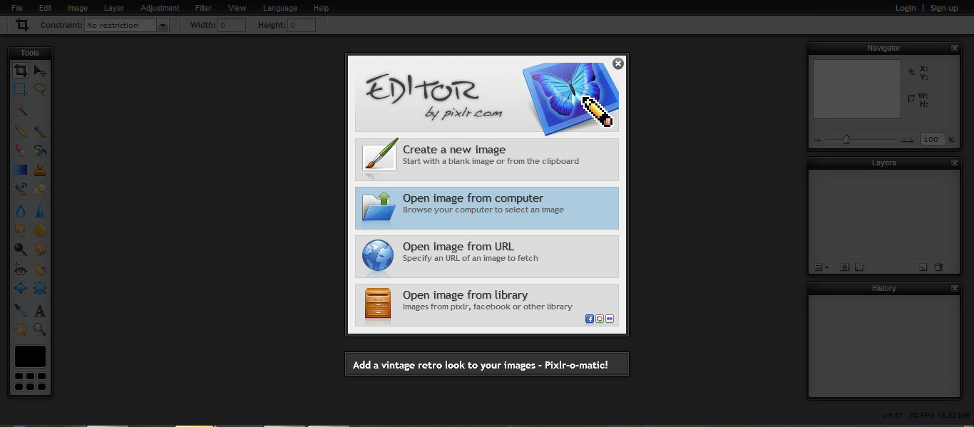 Cara Mudah Edit Foto secara Online dengan Pixlr