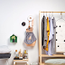 | Weekend DIY: stylish garment racks