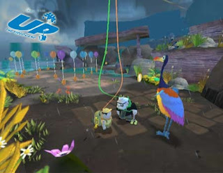 Free Download Up The Video Game PSP Photo