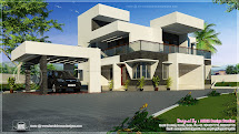 Modern Contemporary House Style