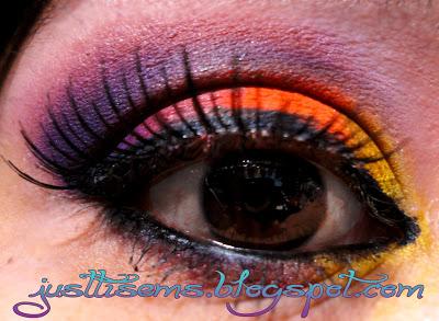 Kawaii Big Eyes Natural Long Eye Lashes