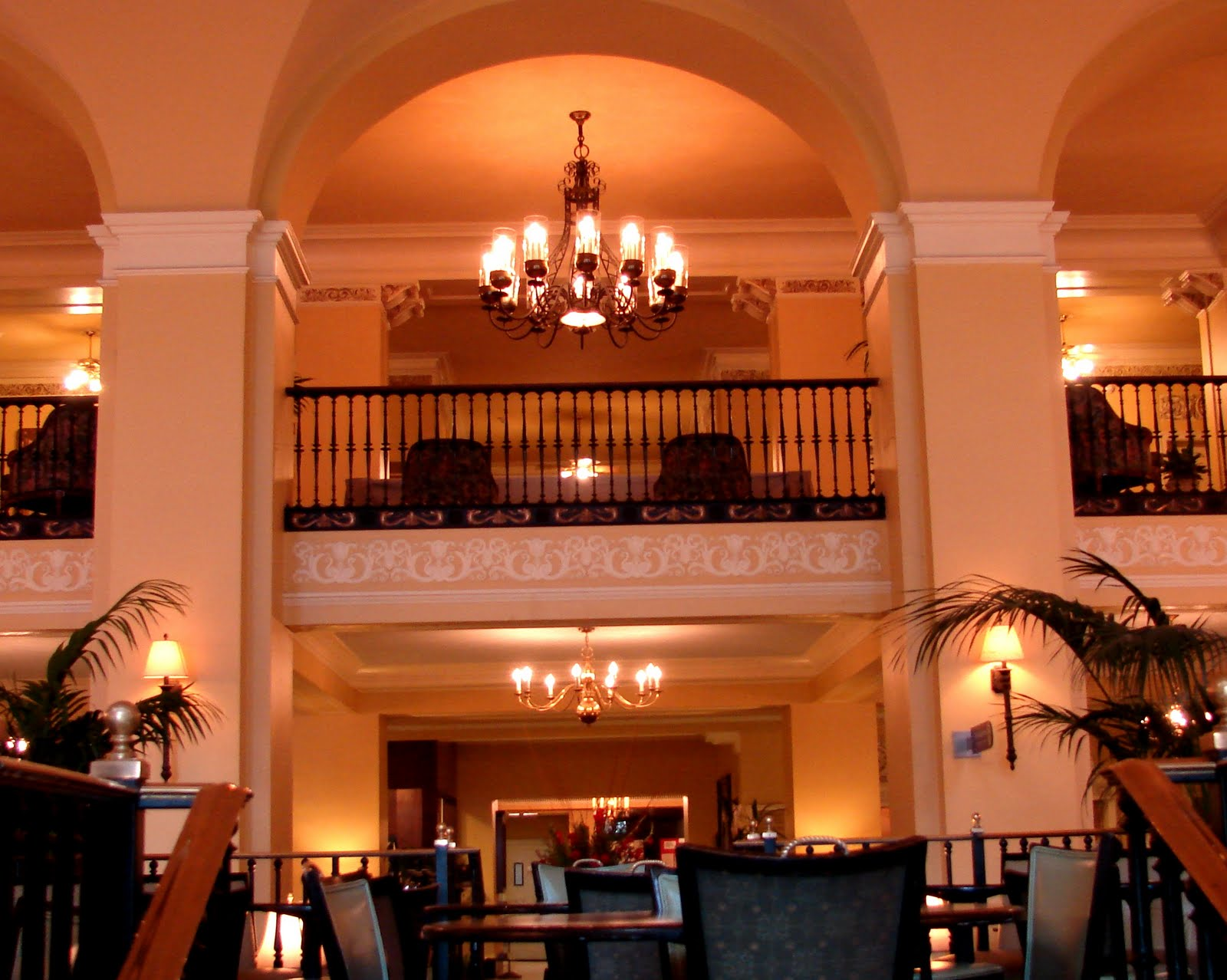 When in hot springs arkansas stay at the historic arlington hotel