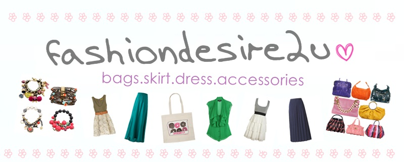 FashionDesire2u :)
