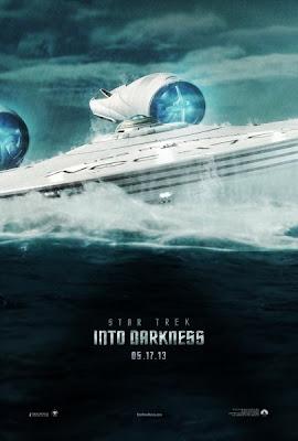 Star Trek Into Darkness New Teaser Poster