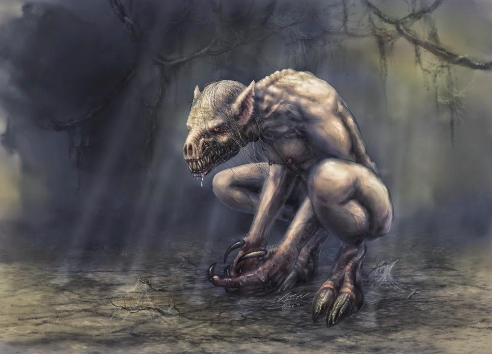 Los Dioses de Lovecraft  y sus criaturas Ghoul%2B1000p