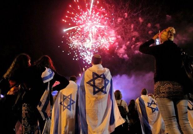 Celebramos el Día de la Independencia de Israel – Yom Ha'atzmaut
